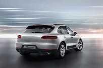 Porsche Macan quatro cilindros
