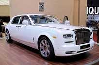 Rolls-Royce Phantom Serenity, destaque da marca luxuosa em Genebra