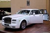 A Rolls-Royce não divulgou o preço do Serenity