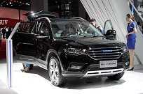 Haval H6, um dos SUVs mais vendidos da bem sucedida marca chinesa