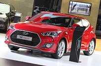 Hyundai Véloster Turbo GDI, os chineses têm!