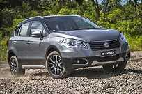 Suzuki S-Cross: pacote ideal, mas vendas limitadas
