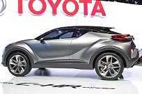 Versão de produção do Toyota deve chegar em 2016