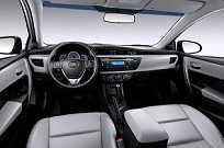 Toyota Corolla GLi Upper 2016