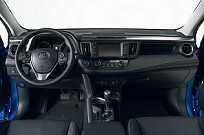 Toyota RAV4 Hybrid 2016