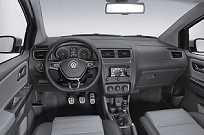 Volkswagen Space Cross 2016
