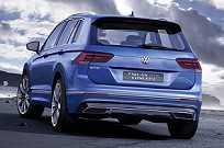 Volkswagen Tiguan GTE Concept