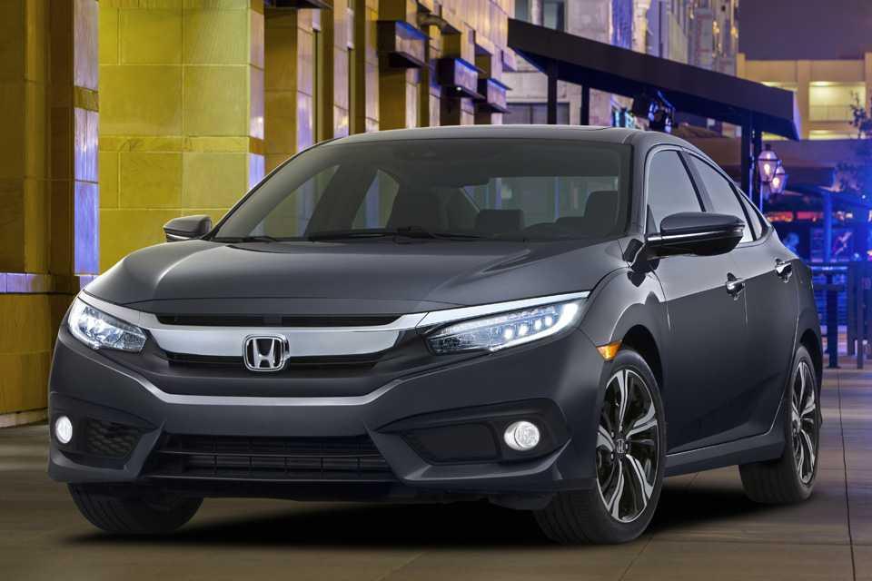 Novo Civic 2017: redenção da marca após geração decepcionante