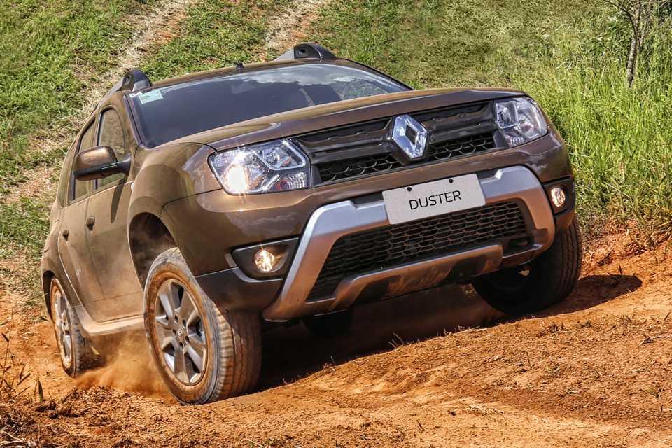 Renault Duster 2016