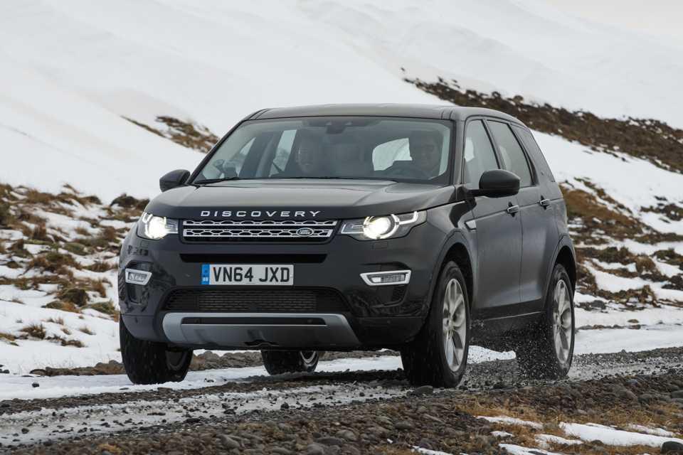 Discovery Sport: Land Rover nacional em 2016