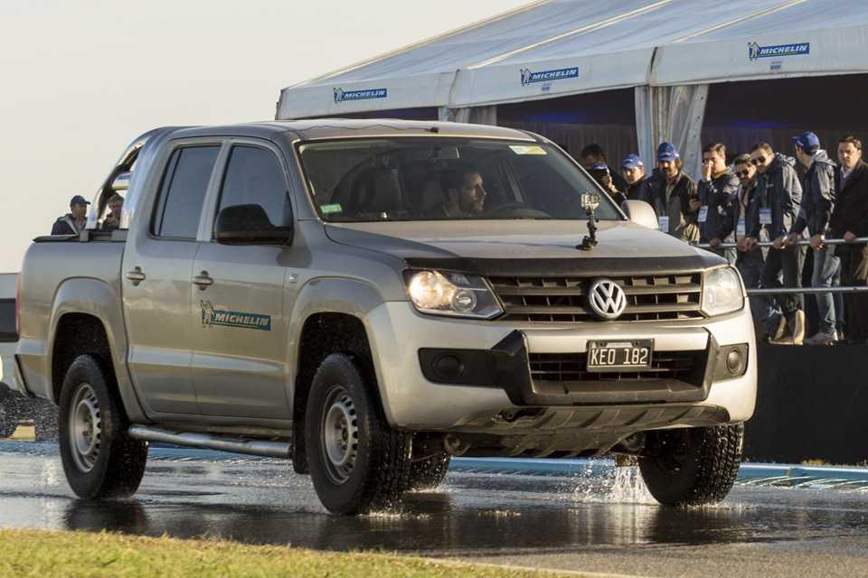 Nova linha da Michelin é voltada para SUVs e picapes