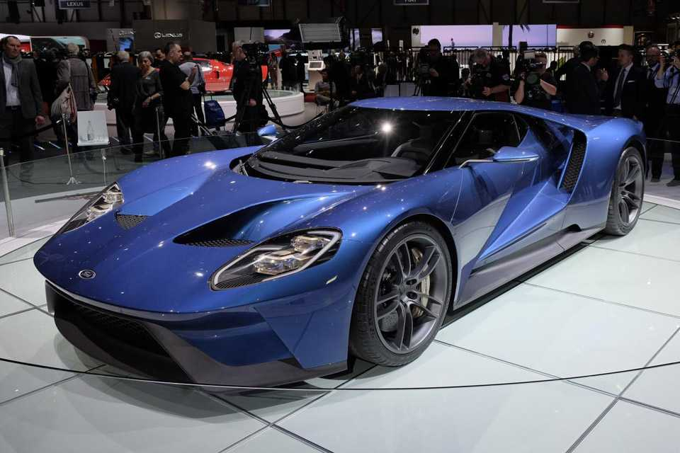 Exclusivo, assim é o Ford GT, com apenas 250 unidades fabricadas por ano