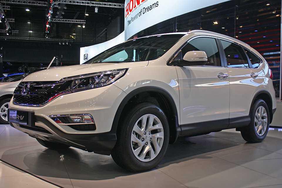 Honda CR-V 2016: modelo reestilizado chega em julho