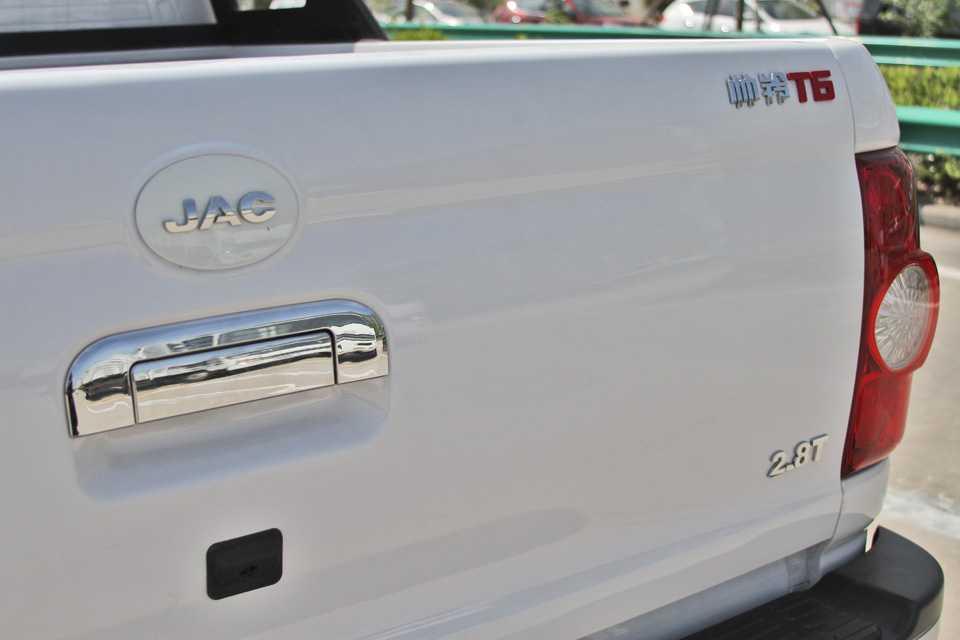 Motor 2.8 diesel rende apenas 115 cv