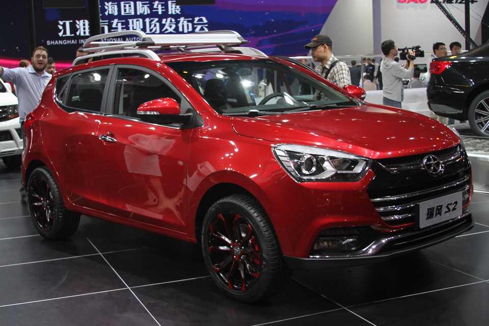Inédito T3 é destaque da JAC em Xangai