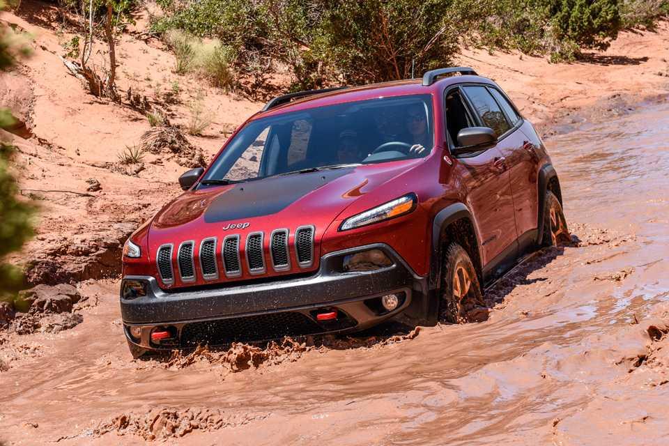 Desbravando as desafiadoras terras de Moab com o Jeep Cherokee Trailhawk