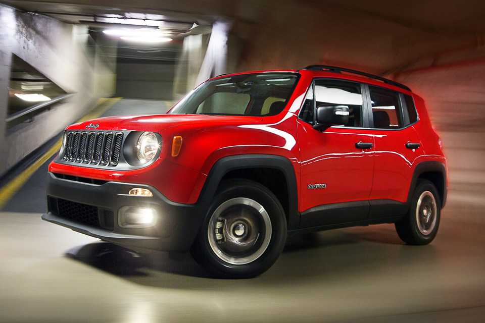 O Jeep Renegade Sport 1.8 flex com câmbio manual custa R$ 69.900