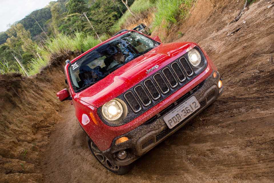 Jeep Renegade chega ao mercado atropelando seus rivais