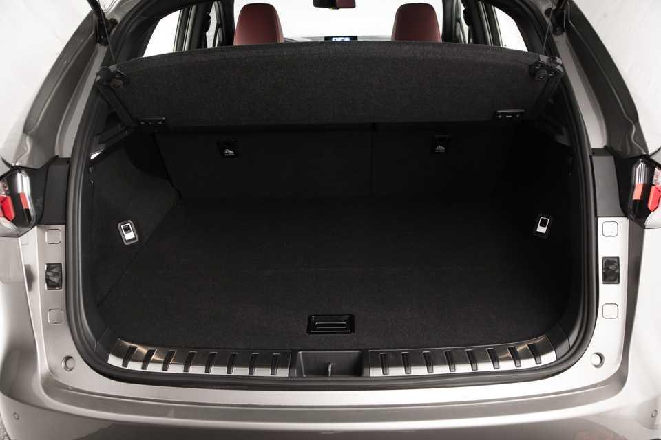 Porta-malas do Lexus NX 200t