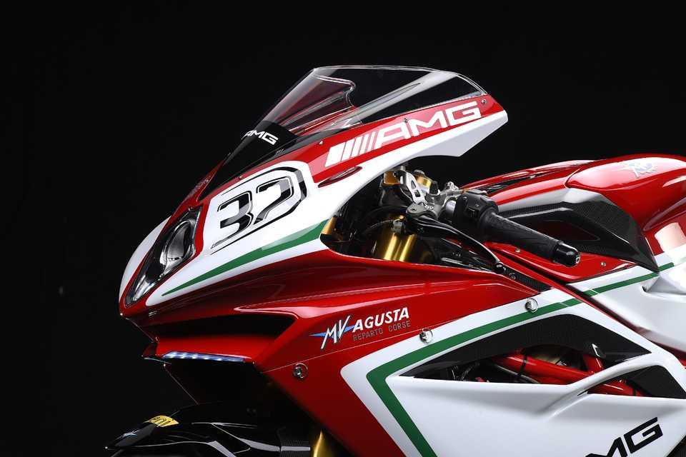 MV Agusta F4 RC