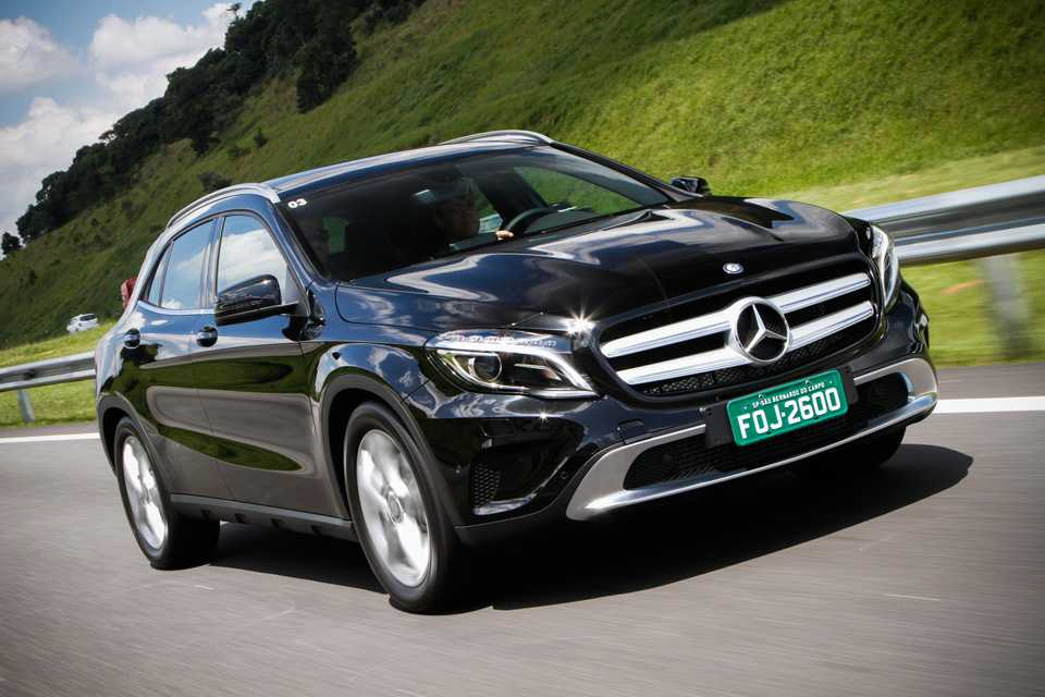 Mercedes benz gla 250 para tirar a clientela de cima do for Mercedes benz 640