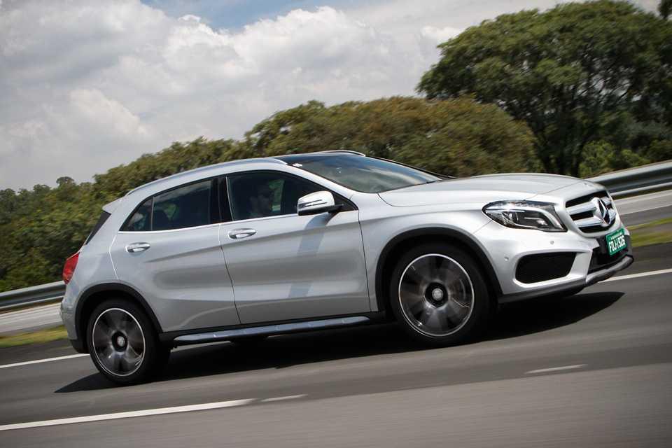 O GLA 250 Vision custa de R$ 171.900, enquanto a versão Sport sai por R$ 189.990