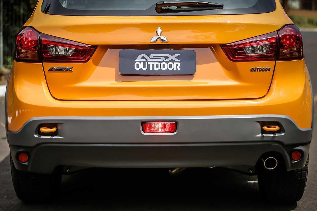 Mitsubishi ASX Outdoor