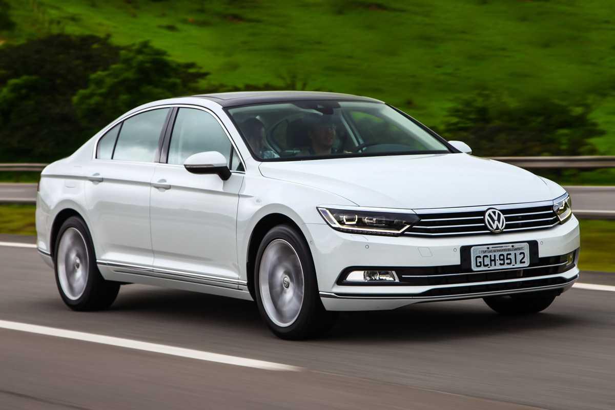 Novo Passat 2016: sedã é o carro da VW há mais tempo vendido no Brasil