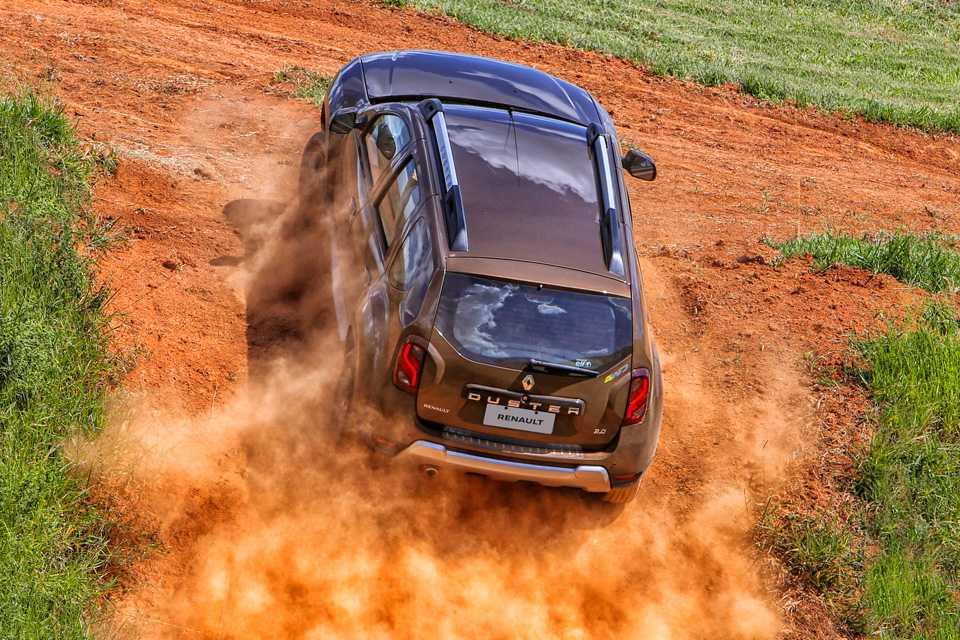A robustez, um dos atributos do Duster, ficou ofuscada com a chegada do Jeep Renegade