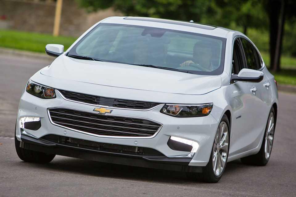 Novo Chevrolet Malibu: agora mais preparado para encarar rivais