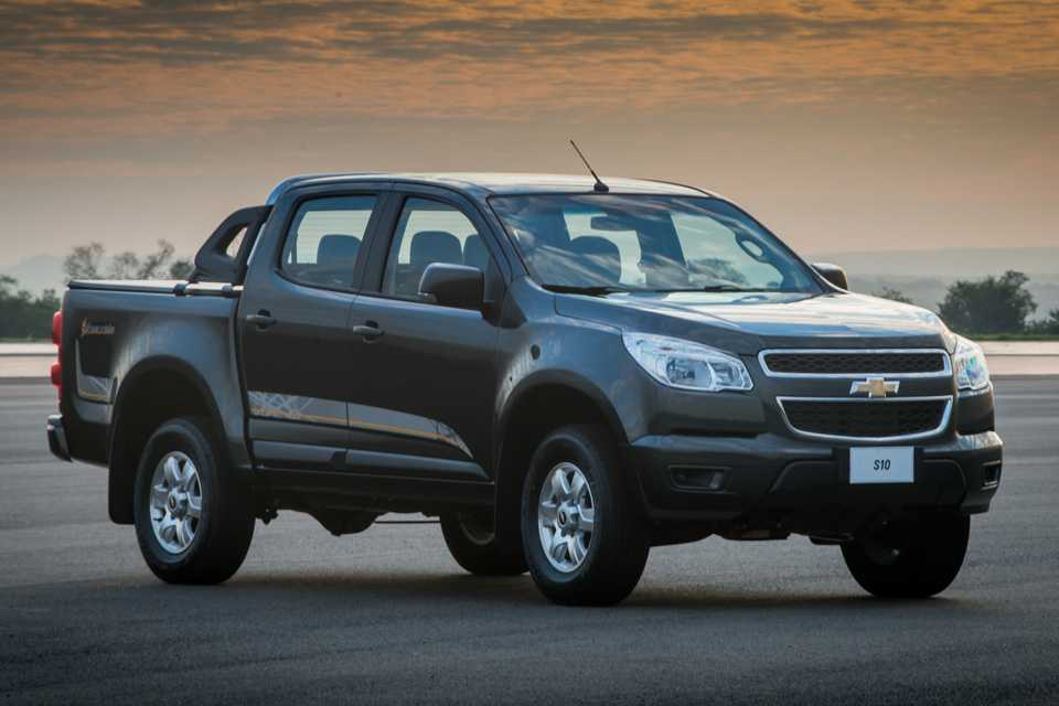Chevrolet S10 Freeride 2016