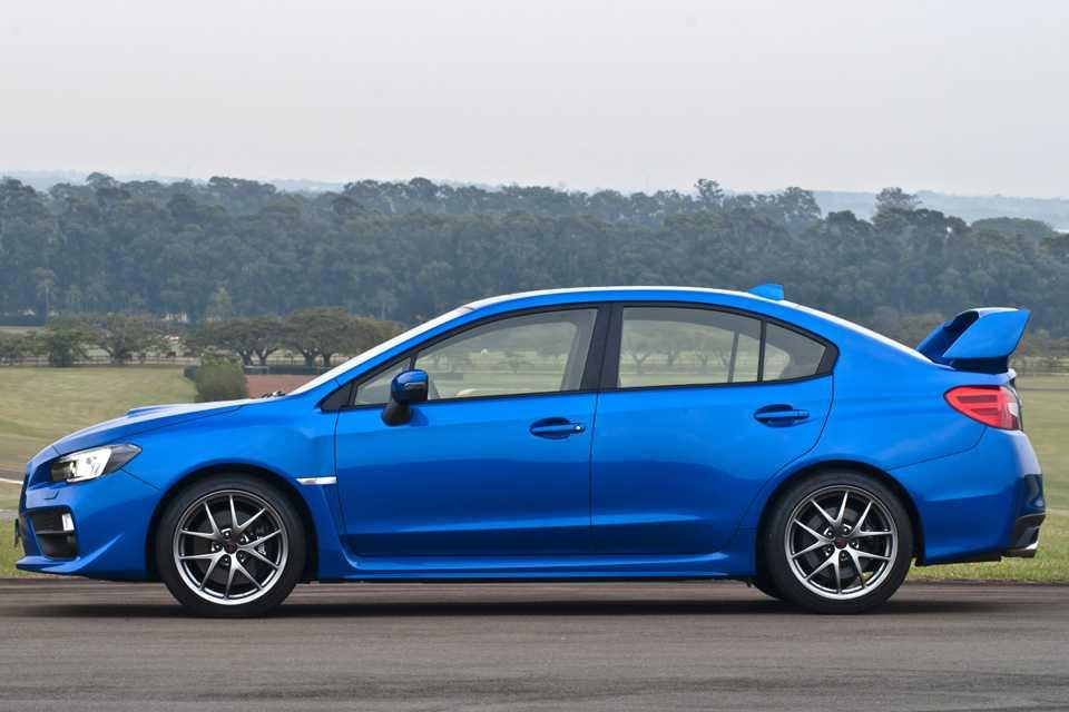 O Subaru WRX STI pode reinar sozinho no Brasil