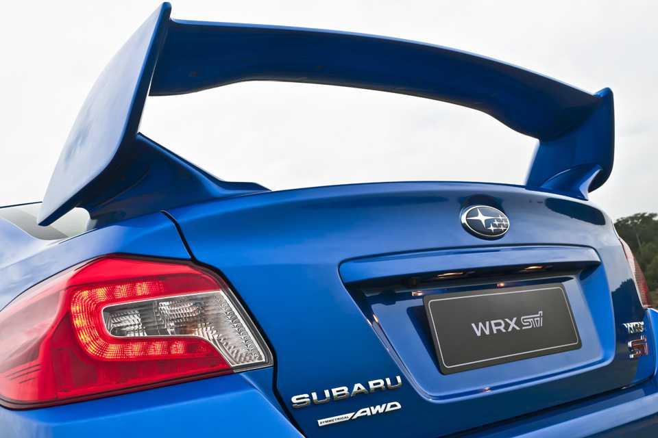 A tração integral simétrica é um dos diferenciais do Subaru