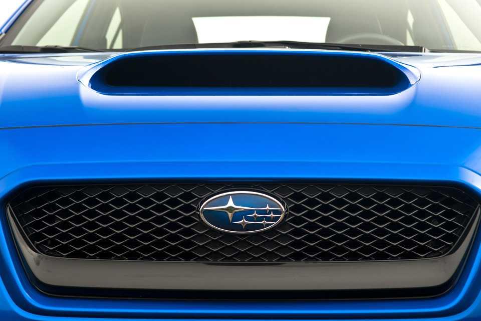 A cor azul é outra tradição do carro