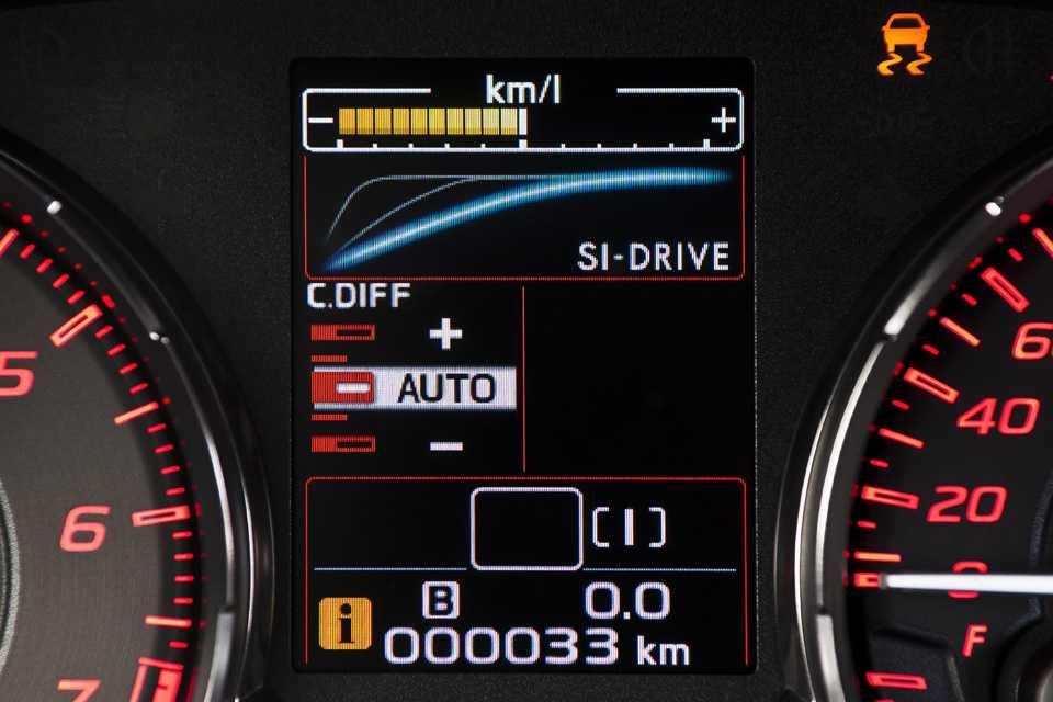 Ajuste do diferencial é feito pelo motorista