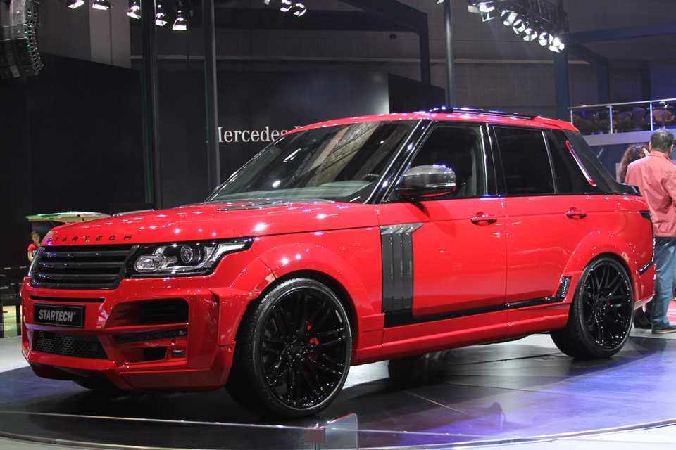 Range Rover Sport vira picape em Xangai