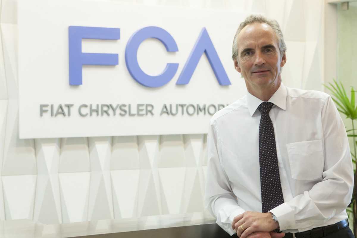 Stefan Ketter, presidente da FCA na América Latina