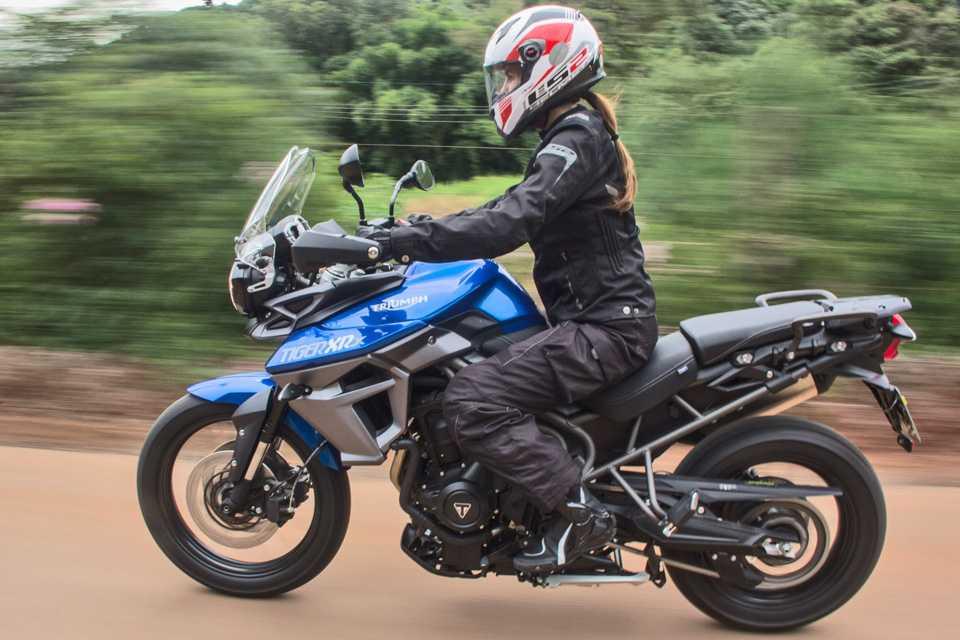 Montada em Manaus (AM), a nova Tiger ganhou novo visual e mais tecnologia