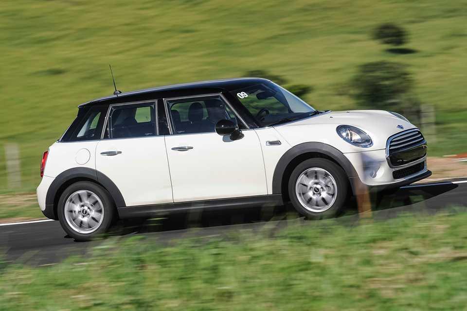 Mini Cooper 4p