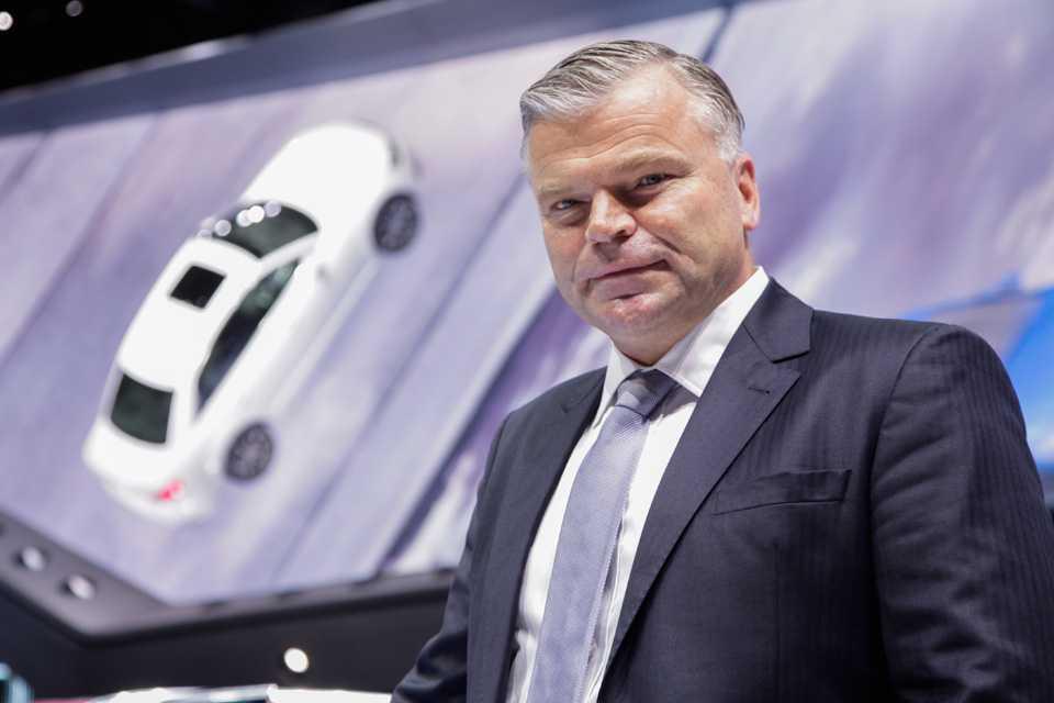 Hofmann, presidente da Audi, quer ampliar liderança entre as marcas de luxo no Brasil