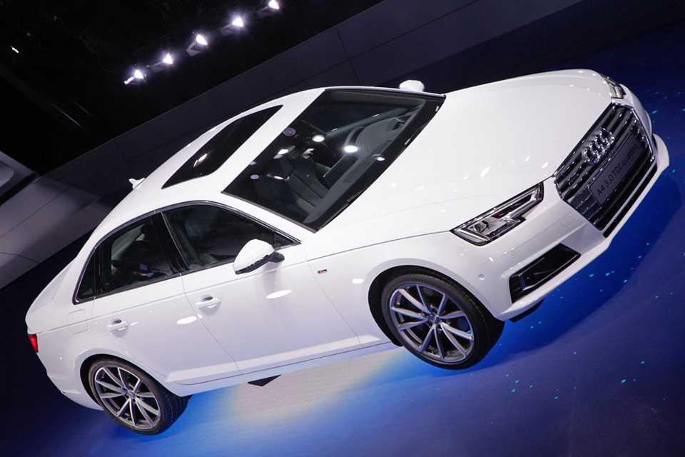 Novo Audi A4 está ainda maior