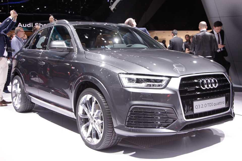 Q3 será o segundo modelo nacional da Audi