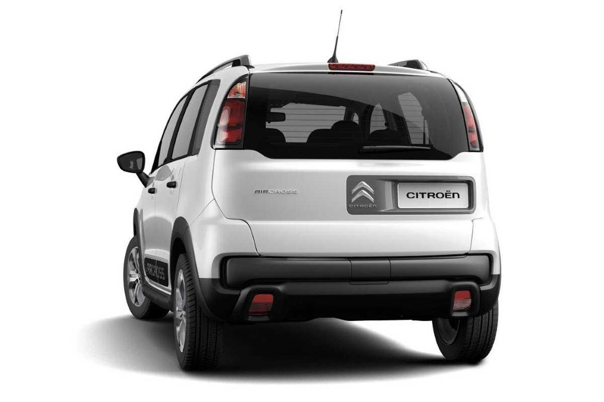 Citroën Aircross 2016