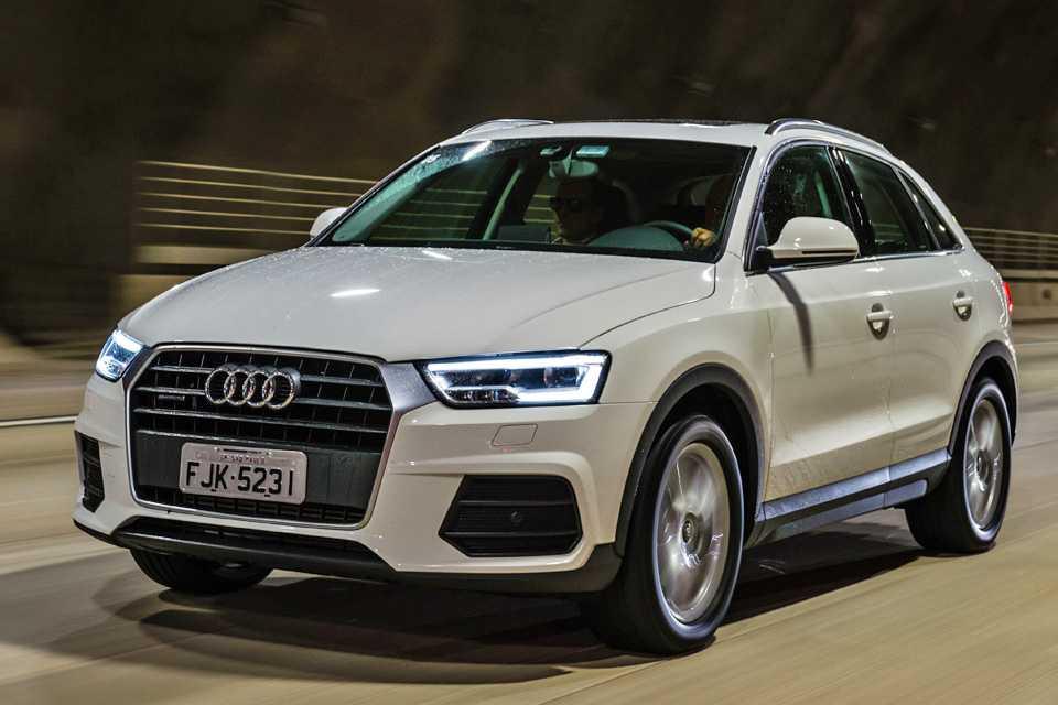 Audi Q3 2016: motores mais eficientes e preços começando mais embaixo