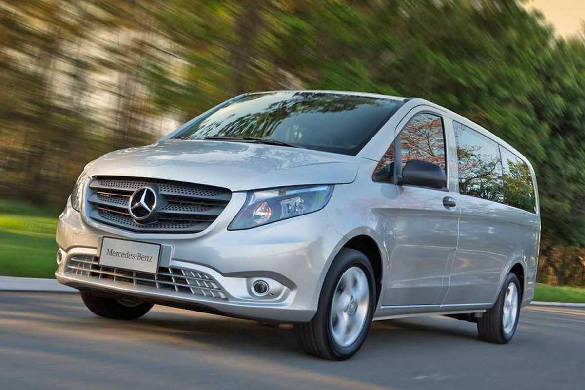 Mercedes-Benz Vito: em busca de parte dos órfãos da Kombi