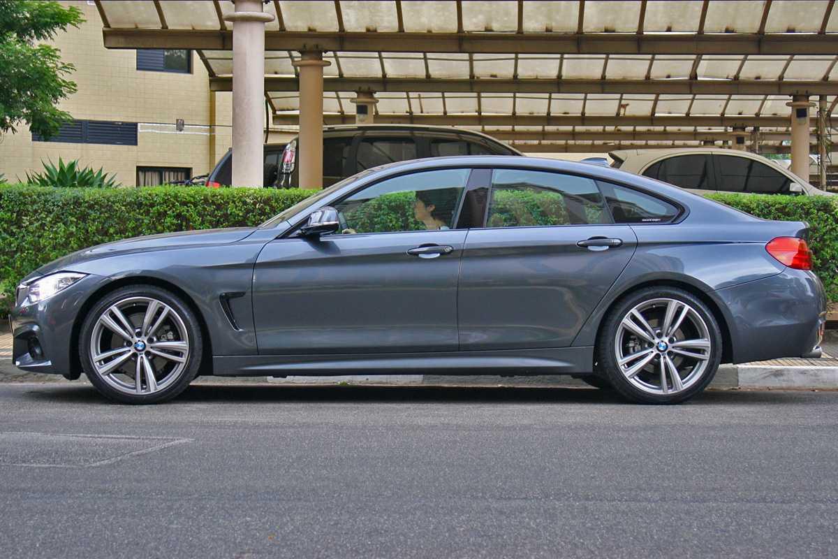 BMW 428i Gran Coupé