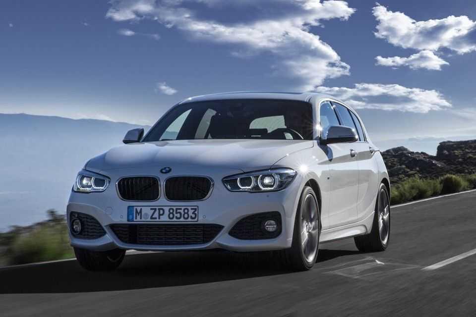 BMW Série 1 2016