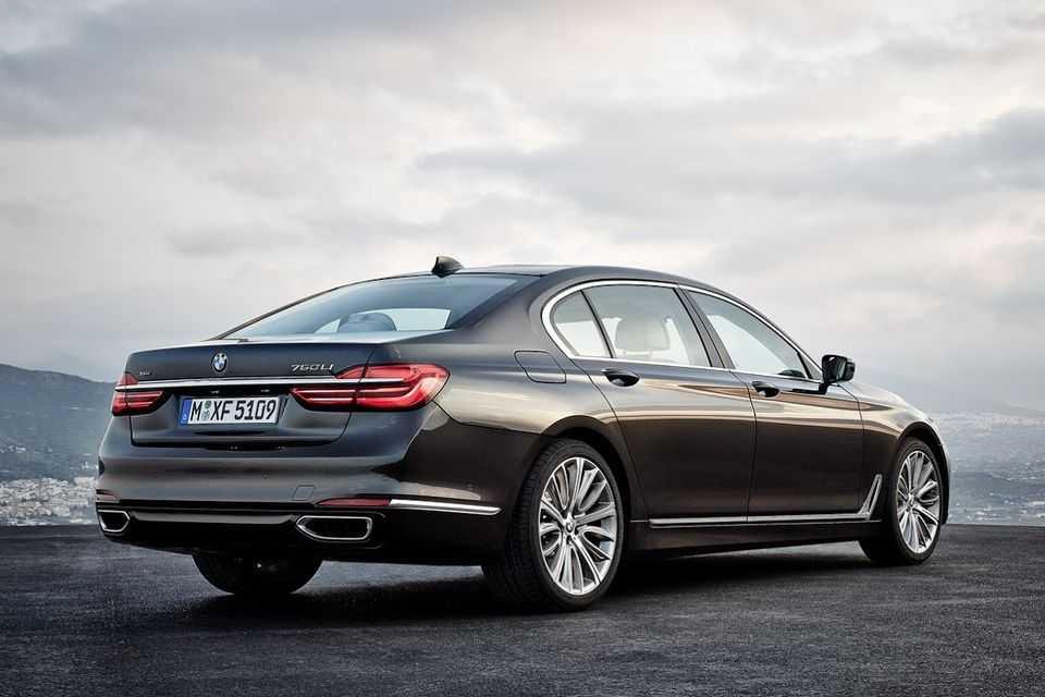 BMW Série 7 2016