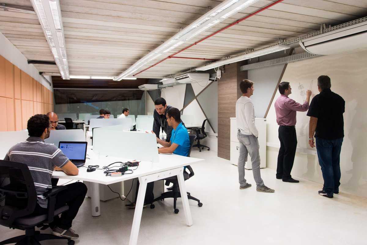 Centro de desenvolvimento de softwares em Recife