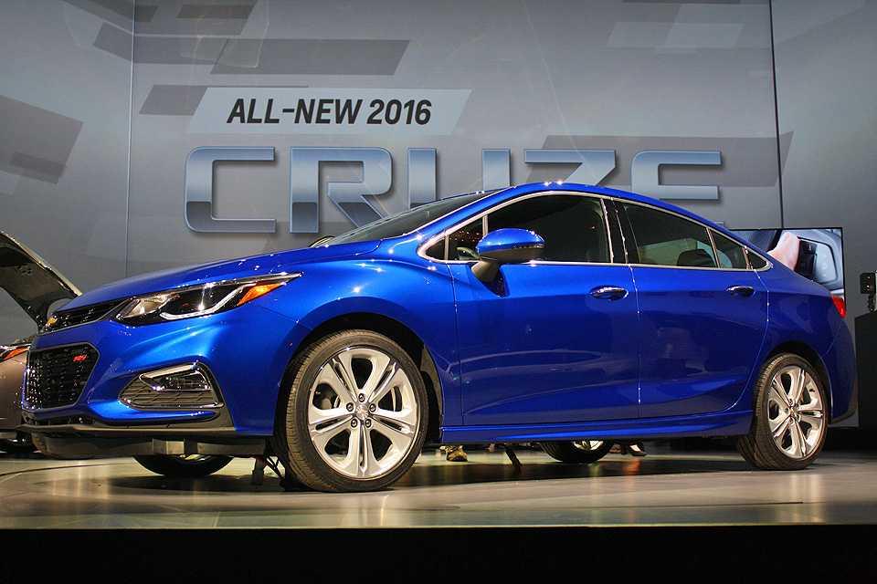 Novo Chevrolet Cruze: mudança total no carro mais vendido da marca no mundo